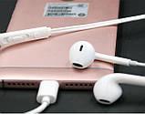 Стерео Наушники Type C Гарнитура Проводные с Микрофоном Тип-C, фото 3