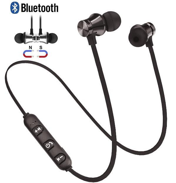 Навушники Bluetooth V4.1 Магнітні Бездротові Блютуз