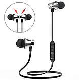 Навушники Bluetooth V4.1 Магнітні Бездротові Блютуз, фото 2