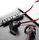 Спортивні Bluetooth AMW-810 Навушники Стерео Звук Блютуз, фото 2