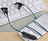 Спортивні Bluetooth AMW-810 Навушники Стерео Звук Блютуз, фото 4