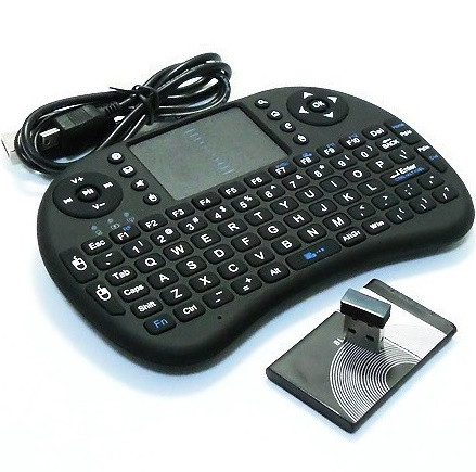 Беспроводная Мини Клавиатура Rii mini i8 + Аккумулятор