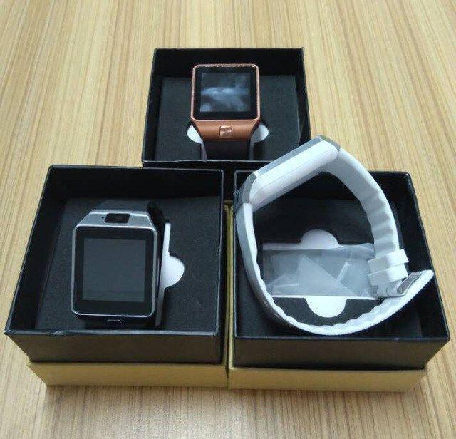 Розумні Смарт Годинник DZ09 Камера SIM Карта Блютуз Micro SD Bluetooth