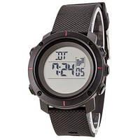 Наручные часы Skmei 1212 Black-Red Small, фото 1