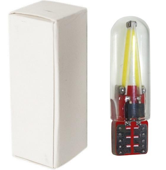 Светодиодная Лампа T10 W5W Габариты (белый свет)