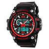Наручные часы Skmei 1283 Black-Red