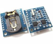 Модуль Часов Реального Времени 24C32 DS1307 RTC Память Часы