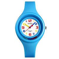 Наручные часы Skmei 1386 light -Blue, фото 1