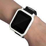 Amazfit Bip Защитный бампер для смарт часов, White, фото 3