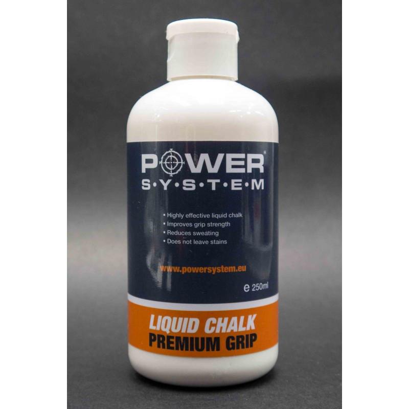 Жидкая магнезия Power System PS-4080 LIQUID CHALK 250ML