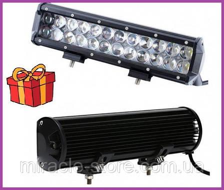 Автомобільний світлодіодний прожектор LED автофара на дах 72W,Автофара LED на дах, фото 2