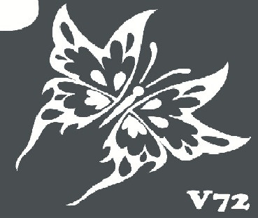 Трафарет № 072 - V