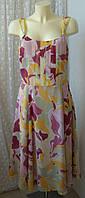 Платье женское летнее сарафан макси бренд Long Tall Sally р.48 3736