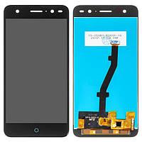 Дисплей (LCD) ZTE Blade V7 Lite | V6 Plus с тачскрином, чёрный, фото 1