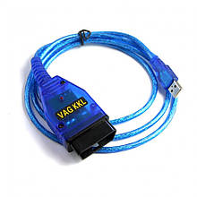 VAG COM 409.1 KKL OBD2 USB сканер діагностики авто