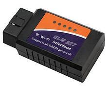 Wi-Fi ELM327 V1.5 OBD2 сканер диагностики авто
