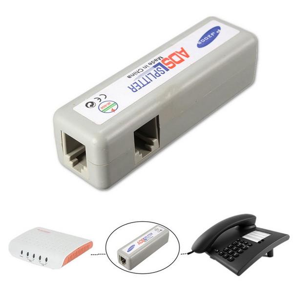 Телефонний RJ11 ADSL спліттер