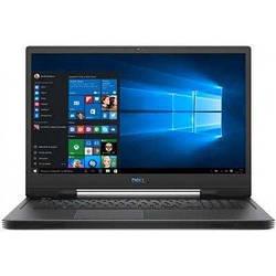 "Ноутбук Dell G7 779017.3"", FullHD, IPS, DDR4, Intel Core i7 9750H , 16 ГБ, HDD, SSD, 1 ТБ, 256 ГБ, No ODD, NVIDIA GeForce GTX 1660 Ti, 6 ГБ, Windows"