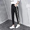 """Модные женские спортивные брюки с цветными лампасами """"Тринити"""", фото 4"""