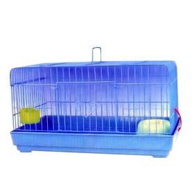 Клітка Tesoro 700 для кроликів, 58х32х30 см