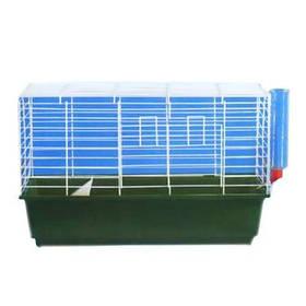 Клетка Tesoro 706 для кроликов, 62х35х38 см