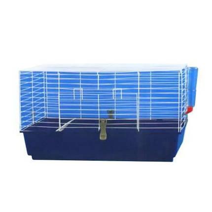 Клетка Tesoro 708 для кроликов, 80х48х46 см, фото 2