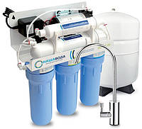 Фильтр для воды система обратного осмоса ABSOLUTE МО 5-50Р с насосом