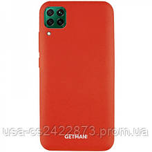Чехол Silicone Cover GETMAN for Magnet для Huawei P40 Lite