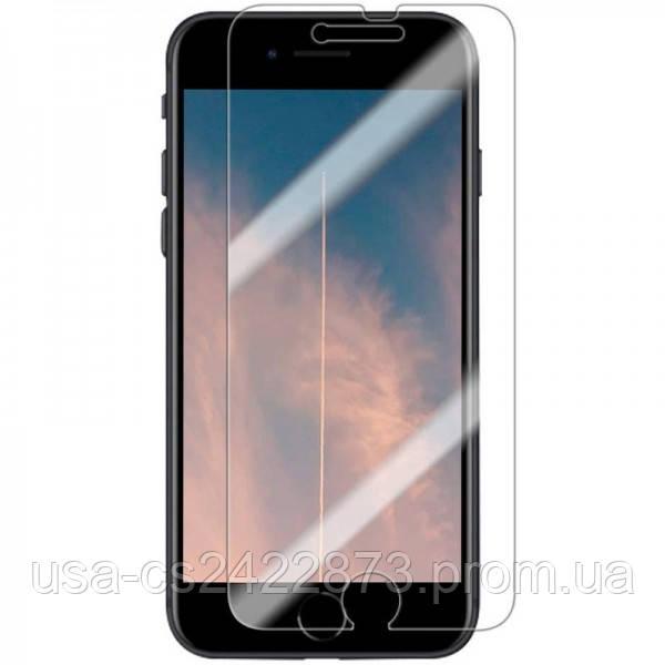 "Полимерная пленка 3D Clear (full glue) (тех.пак) для Apple iPhone 7 / 8 / SE (2020) (4.7"")"