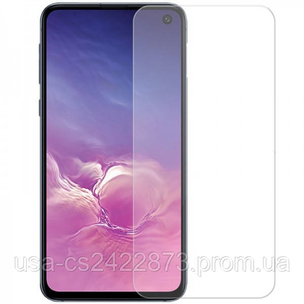 Защитное стекло Ultra 0.33mm (без упаковки) для Samsung Galaxy S10e