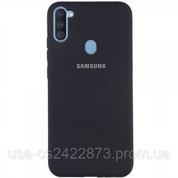 Epik Чехол Silicone Cover Full Protective (A) для Samsung Galaxy A11