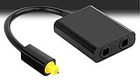 Повторитель оптического сигнала TOSLINK (оптики) из 1 на 2х сплиттер