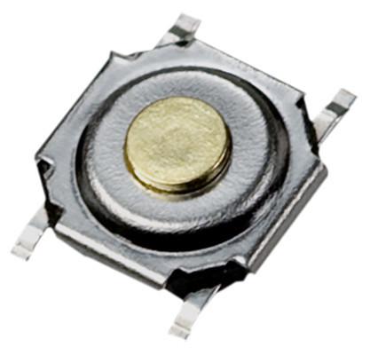 50x Кнопка тактовая, микрик, SMD 4 контакта, 4х4x1.5мм 5х5x1.5мм