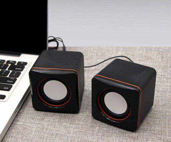 Портативные колонки USB G-101Z 2 x 2,5W акустика динамики