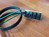 Перехідник 1 кулер на 4 кулера розгалужувач харчування 30 см 3-4 pin, фото 4