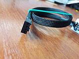 Перехідник 1 кулер на 4 кулера розгалужувач харчування 30 см 3-4 pin, фото 5
