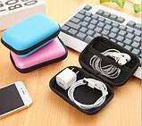 Коробка органайзер для навушників/флешок/ холдер/чохол/кейс /футляр, фото 5