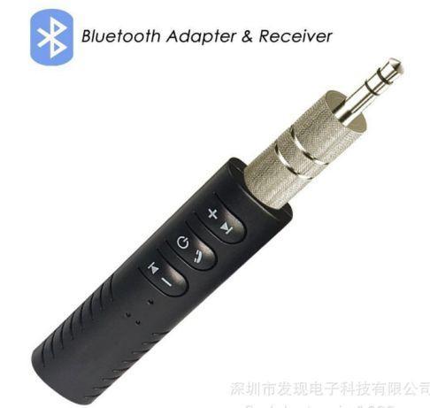 Блютуз гарнітура A2DP СТЕРЕО AUX +МІКРОФОН Bluetooth car stereo авто
