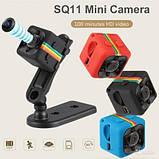 ОРИГІНАЛ Компактна камера SQ 11 міні Full HD 1080p 30 fps як GO PRO, фото 3