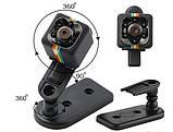 ОРИГІНАЛ Компактна камера SQ 11 міні Full HD 1080p 30 fps як GO PRO, фото 4