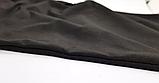 Балаклава с прорезями для глаз белая/черная лайкра lycra подшлемник, фото 5