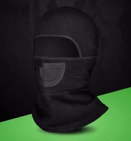 Балаклава ROCKBROS 071 фліс баф маска бандана шарф лижна тепла бафф