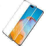 Защитное стекло Nillkin (CP+ max 3D) для Huawei P40 Pro, фото 4