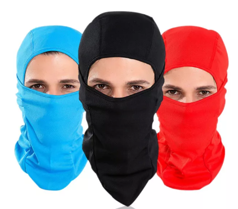 ПРЕМІУМ Балаклава підшоломник лайкра лижна маска баф чоловіча/жіноча