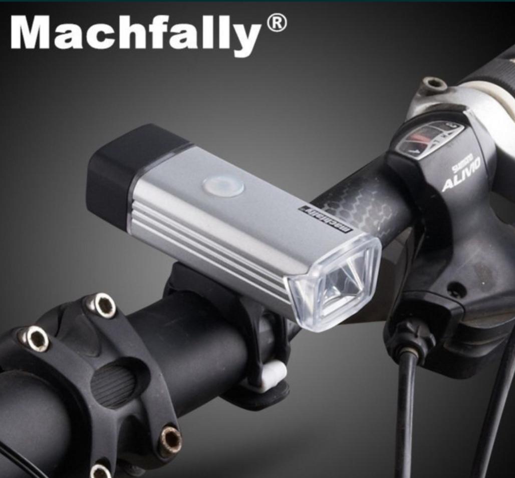 Велофара MACHFALLY EOS100 XP-E USB зарядка вело фара +вбудований акум