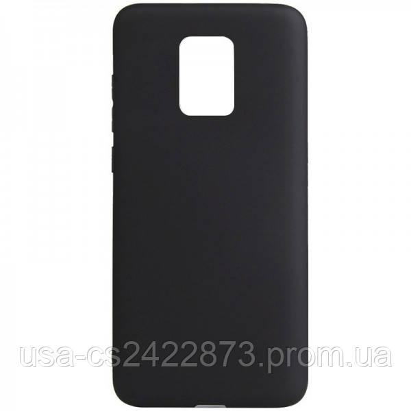 Epik Чехол TPU Epik Black для Xiaomi Redmi Note 9s / Note 9 Pro / Note 9 Pro Max