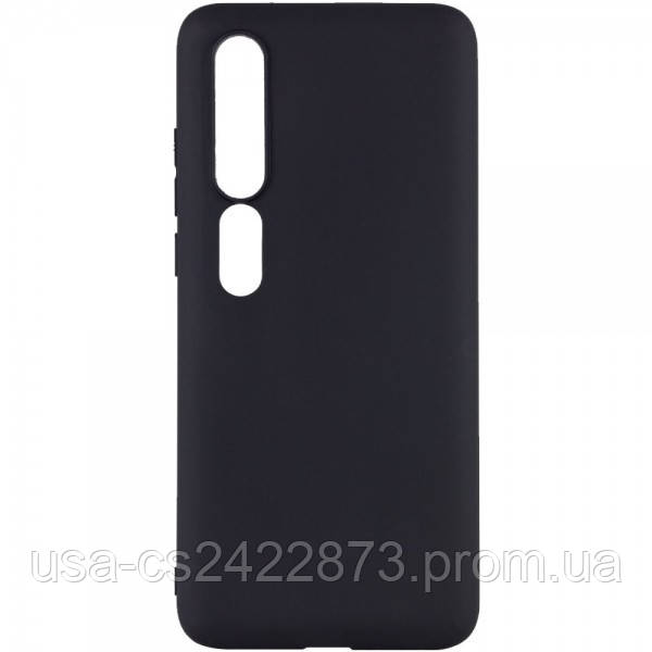 Epik Чехол TPU Epik Black для Xiaomi Mi 10 / Mi 10 Pro