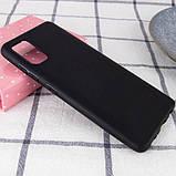 Чехол TPU Epik Black для Samsung Galaxy A41, фото 2