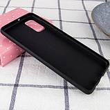 Чехол TPU Epik Black для Samsung Galaxy A41, фото 3