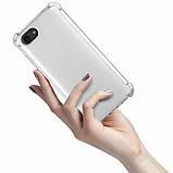 TPU чехол GETMAN Ease с усиленными углами для Apple iPhone SE (2020) / 7 / 8, фото 2